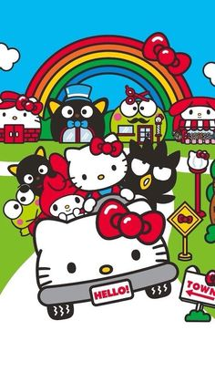 Wall paper red phone hello kitty ideas for 2019 Sanrio Hello Kitty, Hello Kitty Clipart, Hello Kitty Art, Hello Kitty My Melody, Sanrio Wallpaper, Kawaii Wallpaper, Cartoon Wallpaper, Red Wallpaper, Hello Kitty Pictures