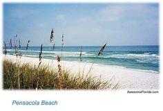 Santa Rosa Island, Pensacola Beach FL