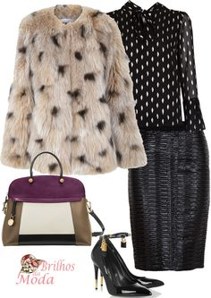Brilhos da Moda: O que vestir #120