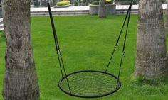 une balançoire pour jardin super résistant avec siège réglable