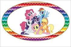 Imprimibles de My Little Pony 2. | Ideas y material gratis para fiestas y celebraciones Oh My Fiesta!