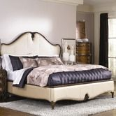 Found it at Wayfair - Jessica Mcclintock Low Profile Panel Bed