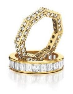 Elizabeth Taylor Richard Burton wedding rings