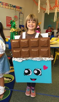 Shopkins Halloween Costumes from Disguise are Sure to be the Envy ...