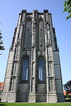 Zierikzee, Dikke Toren. The Netherlands