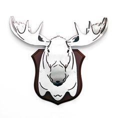 Moose Mount, $145, now featured on Fab.