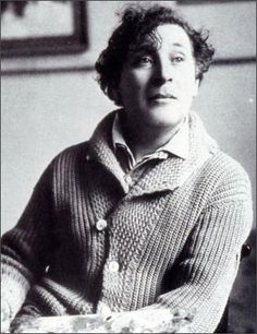 Dear Marc Chagall, Thank you for making the world more beautiful.
