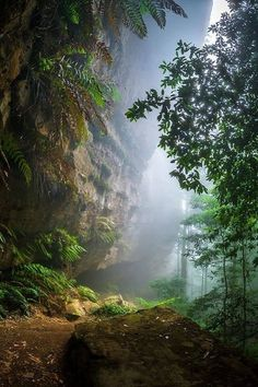 Enantiodromija — Blue Mountains // Gary Hayes Pin by Beautiful World, Beautiful Places, Beautiful Pictures, Landscape Photography, Nature Photography, Background Images Hd, Blue Mountain, Nature Wallpaper, Science And Nature