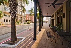 Postoffice Street, an important area of the Historical Downtown District, was restored in the 90s and has created a revitalized arts, entertainment and residential district including more than 25 historical buildings.