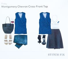 Plus Size Fashion Stitch Fix Review by Sarah Hoppes of Smitten Chickensassandra and Tony's Greenpoint Engagement Photos