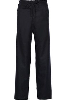 Joseph Bradford wool track pants |