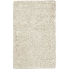 Shop for Hand-woven Benevento Winter White Colorful Plush Shag New Zealand Felted Wool Rug (9' x 13'). Get free shipping at Overstock.com - Your Online Home Decor Outlet Store! Get 5% in rewards with Club O! - 15040665