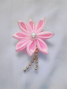 8 PF Chainned. Colour : Light Pink. W:H = 6:9 (cm).