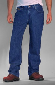 MADE IN USA..  Relaxed Fit  Made in America by Texas Jeans