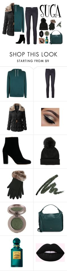"""""""New Year SUGA"""" by dark-lee on Polyvore featuring мода, Givenchy, LE3NO, Sole Society, M&Co, Furla и Tom Ford"""