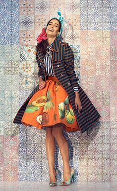 Stella Jean SS 14 #print