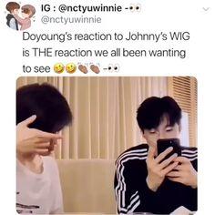 Funny Kpop Memes, Bts Memes, Shinee, Nct Dream Renjun, Nct 127 Johnny, Nct Life, Nct Doyoung, Drama, Kpop Guys
