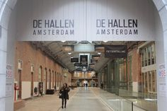 DE HALLEN AMSTERDAM. Renaissance urbaine autour d'un lieu pluriel