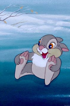Thumper on ice