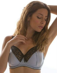 cbec820d8f The Pour Moi Madison Underwired Bra is a classy addition to any underwear  drawer