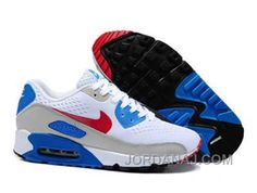 best loved daf54 e0ed2 Buy Clearance Nike Air Max 90 EM Womens Shoes 2014 White Blue Online from  Reliable Clearance Nike Air Max 90 EM Womens Shoes 2014 White Blue Online  ...