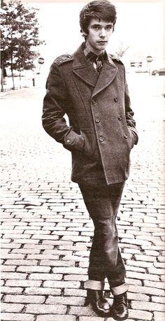 Ben Whishaw.