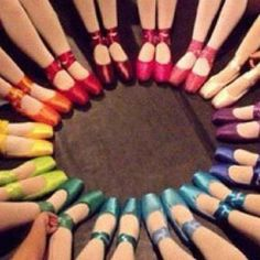 Pointe shoes!!!!!!
