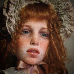 Realistic Dolls By Michael Zajkov - http://www.theinspiration.com/2016/01/realistic-dolls-michael-zajkov/
