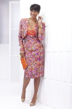 Jamon Jacket Dress