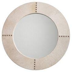 Cross Stitch Wall Mirror