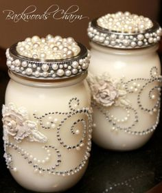 Wow... I'm not the biggest fan of mason jars, but.........