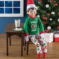 Elf on the Shelf une tradition de Noël Official Boy//Girl Scout ELF