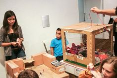 UCLA Game Art Festival Features Caine's Arcade Made by a 9-Year-Old, and More | LA Weekly