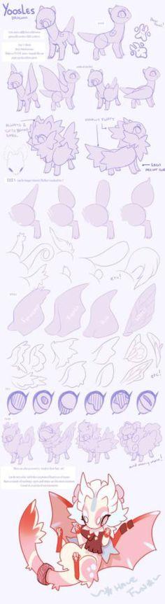Species: Yoosles Dragons by faios on @DeviantArt