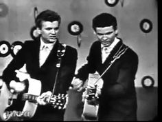"▶ The Everly Brothers ""Til I Kissed You"" - YouTube"