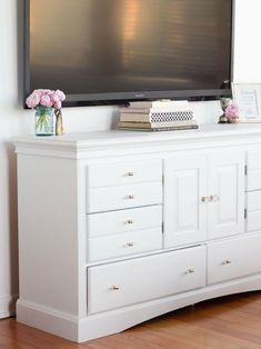 diy // how to hide cable box