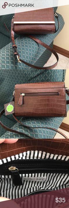 Brown bag 💼 Brand new Kelly & Katie brown bag Kelly & Katie Bags Shoulder Bags
