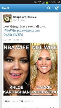 Hockey players ♥