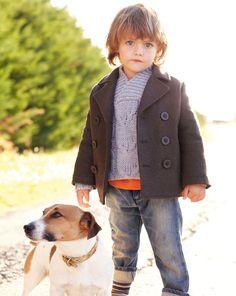 Colección Toddler otoño 2012 - Look 22