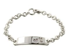 Honora Girls Sterling Silver 6 Inch Mother Of Pearl Heart Bracelet. Due to the organic nature of freshwater cultured pearls, there may be minor variances in col