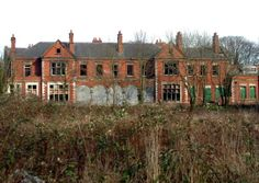 Tunstall court, Hartlepool, England. Built in 1897, this building is now being threatened with demolition by developers