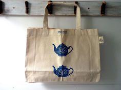 I love my teapot bag <3