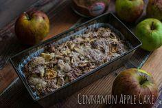Cinnamon Apple Cake | The Hedgecombers