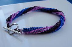 Twisted Herringbone stitch