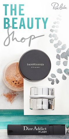 """Score must-have beauty products, from hair masks to nail polish. Plus, so much makeup at up to 70% off. Join Rue La La for free and start saying, """"I woke up like this."""""""