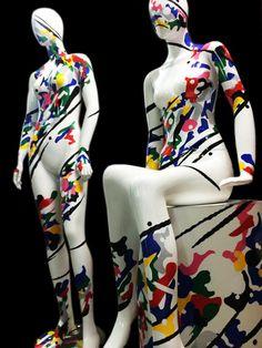 Takeshi Sato Mannequin Art