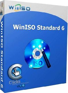 WinISO Standard 6 Crack Plus Serial Key Download