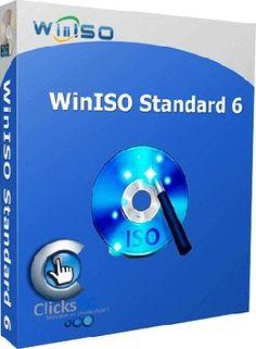 WinISO Standard 6 Crack Plus Serial Key Download