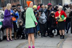 """""""So do you want to talk about this?"""" asks Leah.  This being Suzy Menkes' """"Circus of Fashion"""" article from T, which turned into this """"Blog is a Dirty Word"""" manifesto from Leandra Medine, which rolled into this """"Sad Clown"""" response from Susie Lau. (A Times story called """"My Look, My Ego, My Brand"""" snuck in there, as well, as did a piece questioning whether fashion bloggers have gone """"too far"""" on The Daily Beast.)  So what do I think about this?  I think I need some whiskey."""