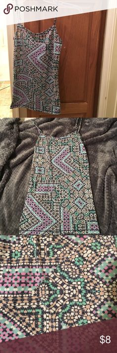 """NWT Aeropostale """"favorite cami"""" Size small NWT tank top, """"favorite cami"""" style from aeropostale. Perfect condition! Feel free to ask questions:) Aeropostale Tops Camisoles"""